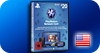 PSN Cards - US