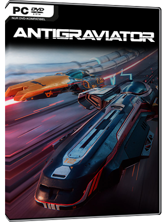 Antigraviator Screenshot