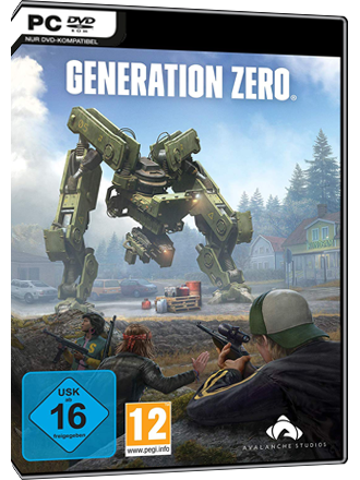 Generation Zero Screenshot