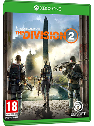 The Division 2 - Xbox One Download Code Screenshot