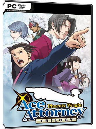 Phoenix Wright - Ace Attorney Trilogy Screenshot