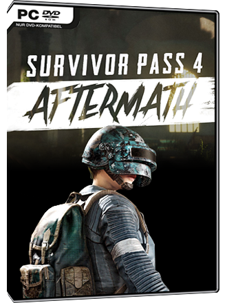 PUBG Survivor Pass 4 - Aftermath (DLC) Screenshot
