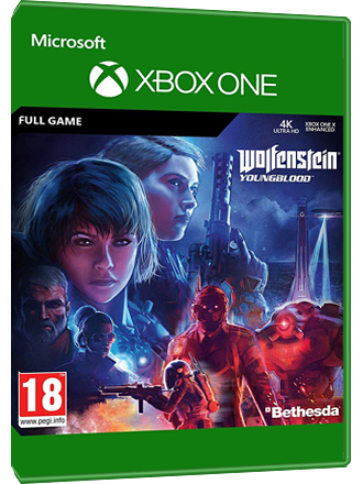 Wolfenstein Youngblood - Xbox One Download Code Screenshot