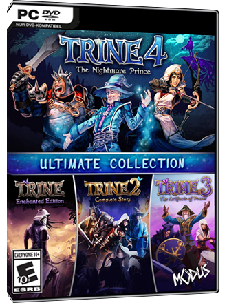 Trine Ultimate Collection Screenshot