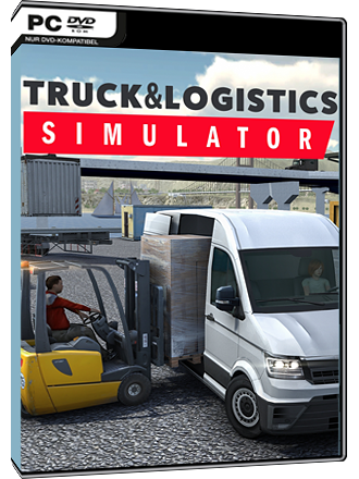 Truck & Logistics Simulator Screenshot