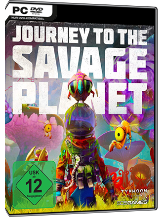 Journey to the Savage Planet - Steam Key Screenshot