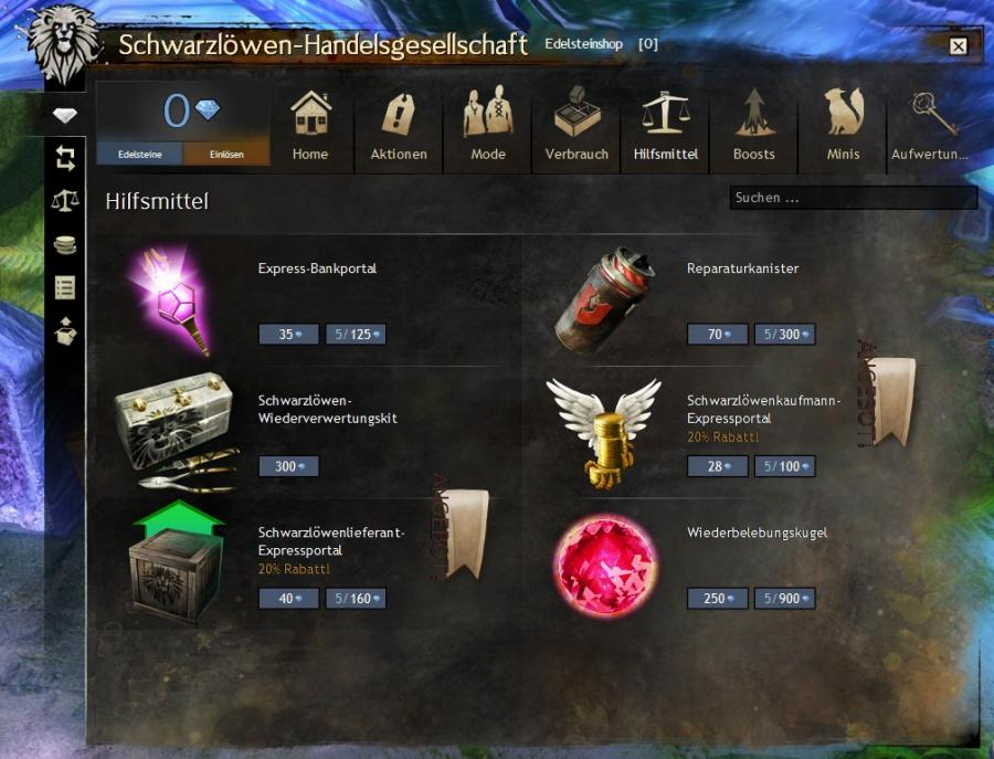 2000 Guild Wars 2 Gems Key Screenshot 3