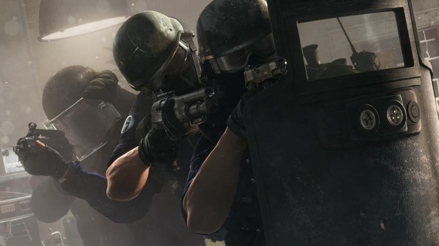 Rainbow Six Siege Screenshot 5