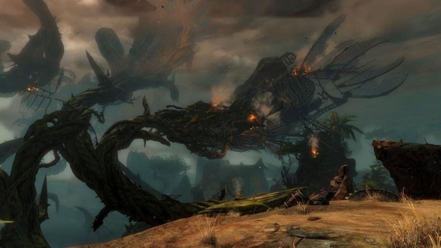 Guild Wars 2 - Heart of Thorns (Addon) Deluxe Edition Screenshot 1