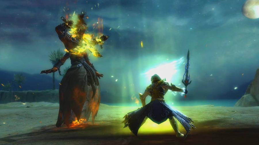 Guild Wars 2 - Path of Fire (Deluxe Edition) Screenshot 1