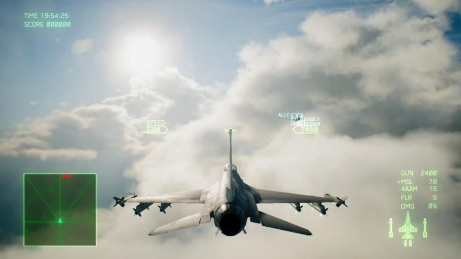 Ace Combat 7 Skies Unknown - Xbox One Download Code Screenshot 2