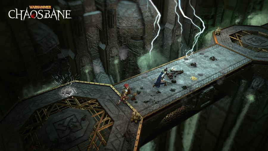 Warhammer Chaosbane Screenshot 4