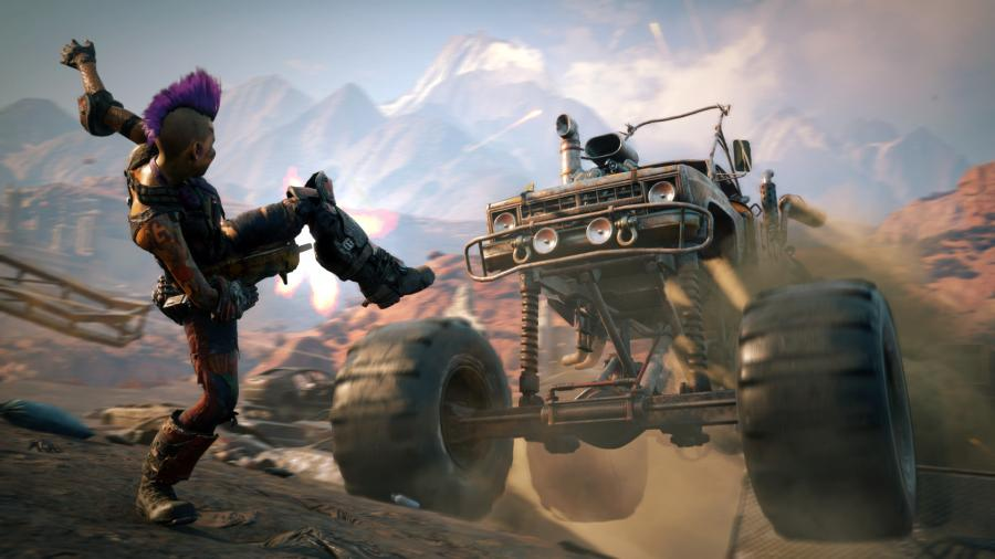 RAGE 2 - Deluxe Edition Screenshot 2