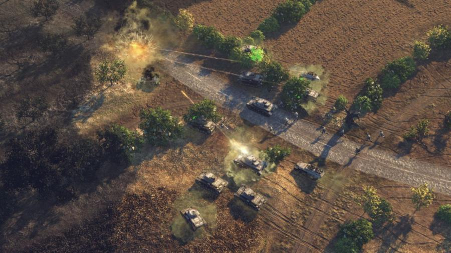 Sudden Strike 4 - Complete Collection Screenshot 4