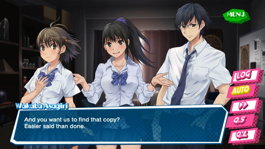 Kotodama - The 7 Mysteries of Fujisawa Screenshot 8