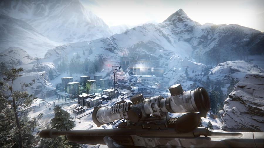 Sniper Ghost Warrior Contracts Screenshot 2