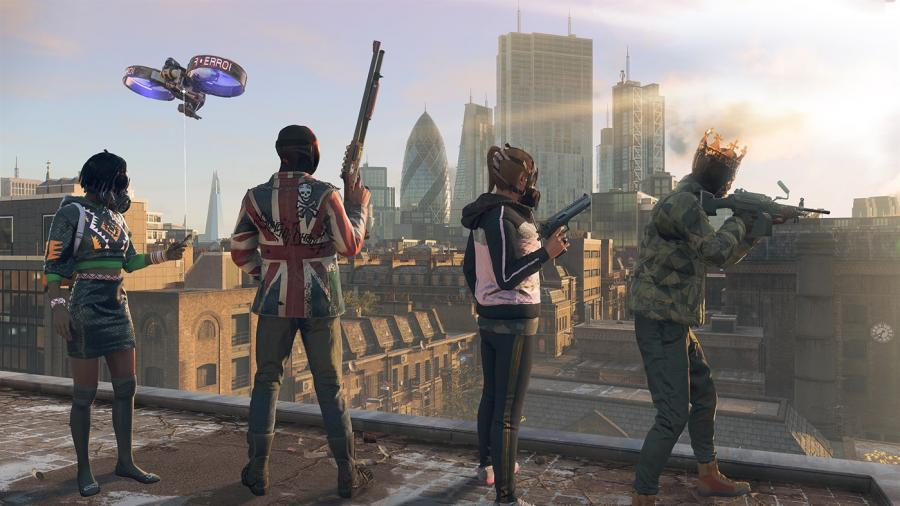 Watch Dogs Legion Screenshot 5