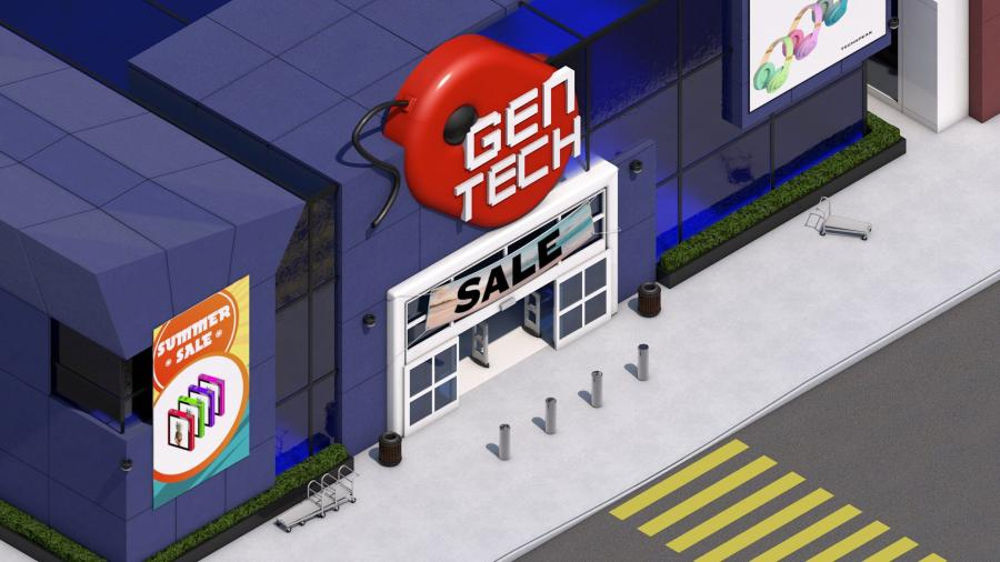 Tech Corp Screenshot 7