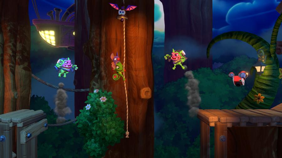 Yooka-Laylee and the Impossible Lair Screenshot 6