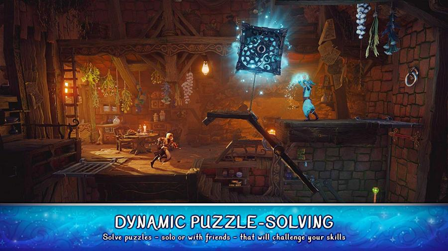 Trine Ultimate Collection Screenshot 2