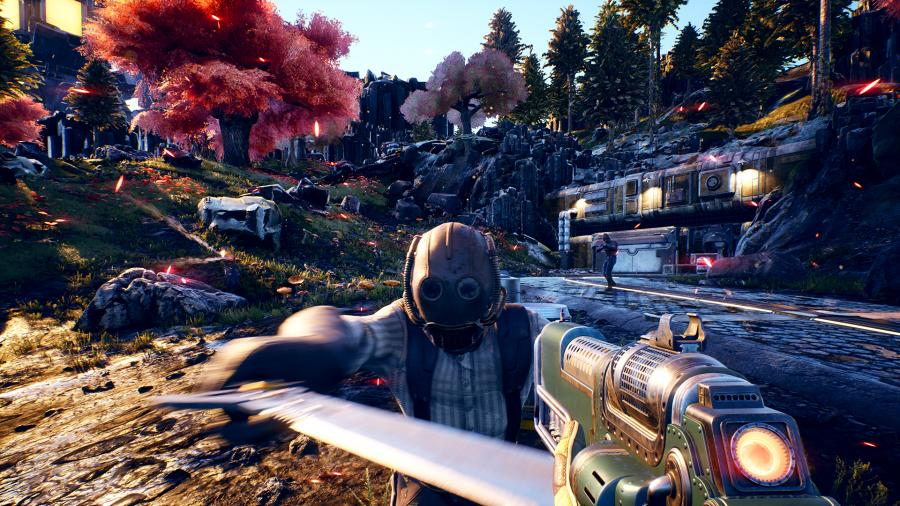 The Outer Worlds - Epic Games Store Key Screenshot 7