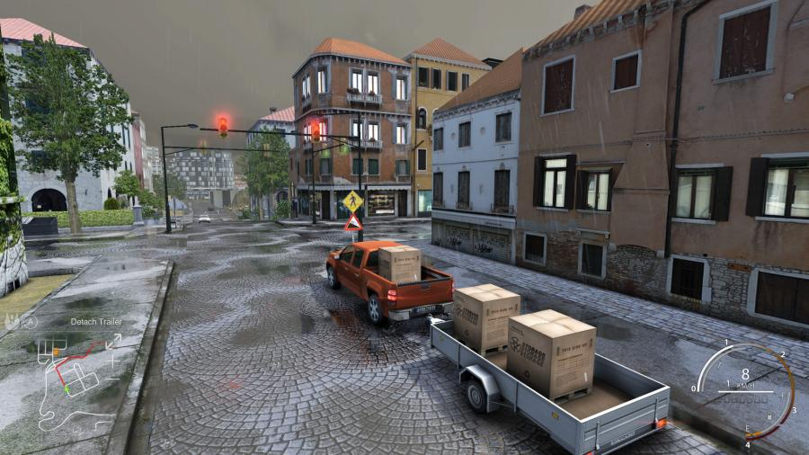 Truck & Logistics Simulator Screenshot 4