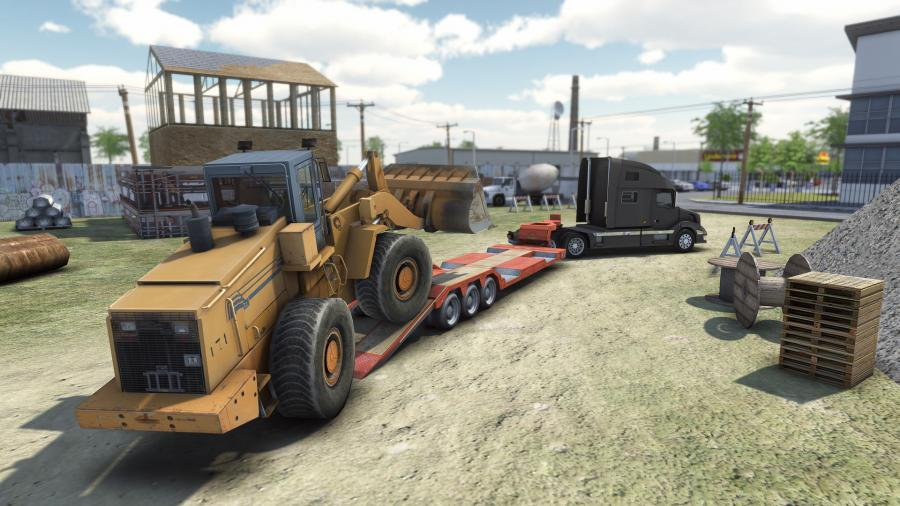 Truck & Logistics Simulator Screenshot 2